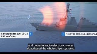 11-9-18~RUSSIAN SUBS/AIRCRAFT KHIBNY-STYLE ATTACK TO DISABLE THEN *RAM(!) NORWEGIAN FRIGATE(!)