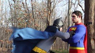 The World's Finest: Batman V Superman Trailer