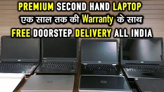 Buy Used Laptops At Wholesale/Retail | Cheapest Computer & Laptop Market | Second Hand Laptops Delhi