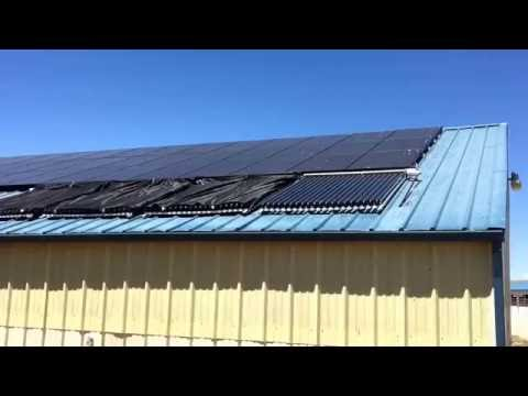 Little Freezeout Solar Power renewable energy
