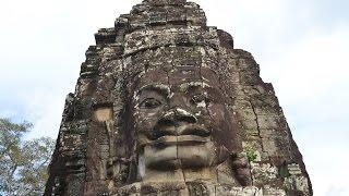 Video Bayon Temple, Angkor, Cambodia download MP3, 3GP, MP4, WEBM, AVI, FLV November 2017