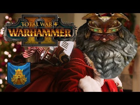 The Hero of the Dwarfs - FREE-FOR-ALL #3 | Total War Warhammer 2