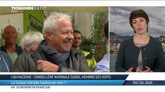 Retour sur les élections fédérales suisse avec Lisa Mazzone