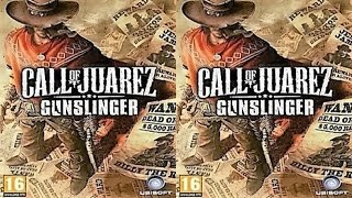 3D Call of Juarez  Gunslinger TV VR box  video Side by Side SBS google cardboard