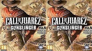3D Call of Juarez  Gunslinger TV VR box  video Side by Side SBS google cardboard