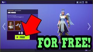 HOW TO GET ARK SKIN FOR FREE! (Fortnite Old Skins)