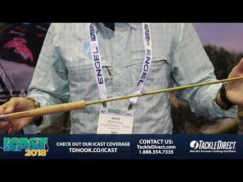 Douglas Outdoors Upstream Fly Rods at ICAST 2018