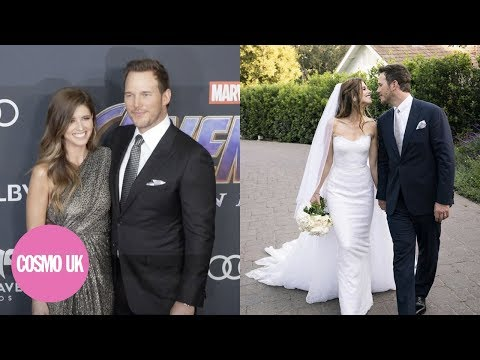 Chris Pratt And Katherine Schwarzenegger's Cutest Moments | Cosmopolitan UK