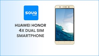 huawei Honor 4x Dual Sim Smartphone review on Souq.com