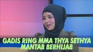 RUMPI - Terharu! Mantan Ring MMA Thya Sethya Mantab Berhijab (11/7/19) Part 3