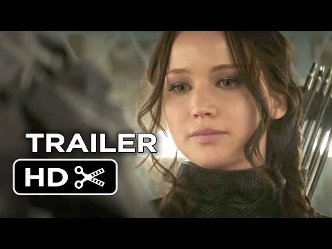 The Hunger Games: Mockingjay - Part 1 Official Trailer #1 (2