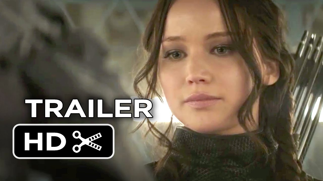 The Hunger Games Mockingjay Part 1 Official Trailer 1 2014 Thg Movie Hd
