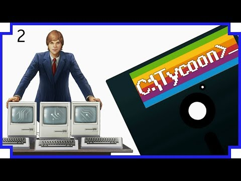 "Computer Tycoon - Part 2 - ""1 Billion Customers Served"""
