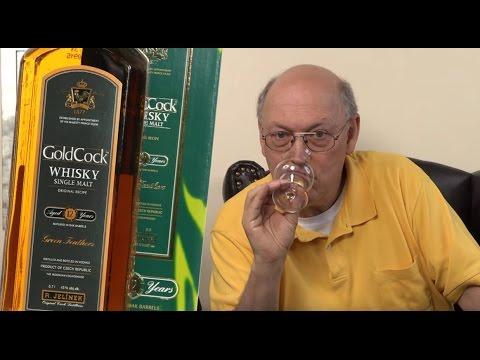 Whisky Verkostung: Gold Cock 12 Jahre