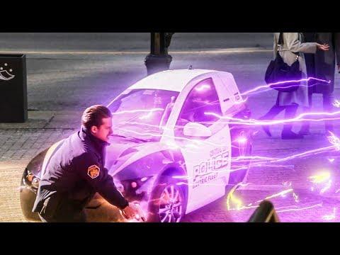 Нора Аллен пытается помочь полиции | Флэш