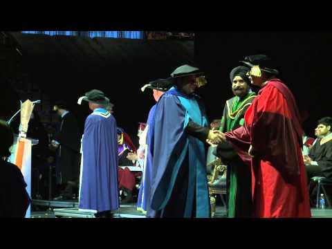 UOIT Convocation 2015 - June 4, Morning
