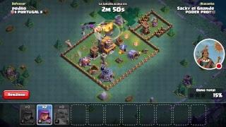 ¡¡Jugando a la nueva actualización de Clash of Clans!! Día 7 - parte 2