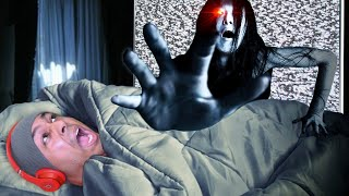 THESE GAMES MADE ME LOSE SLEEP!! [3 SCARY GAMES]