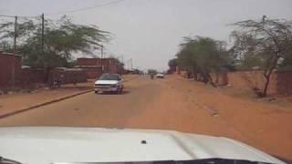 Cruising in Niger