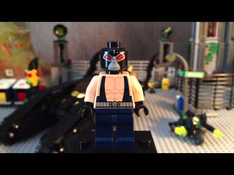 LEGO Bat Tank: The Riddler And Bane's Hideout 7787 LEGO ...