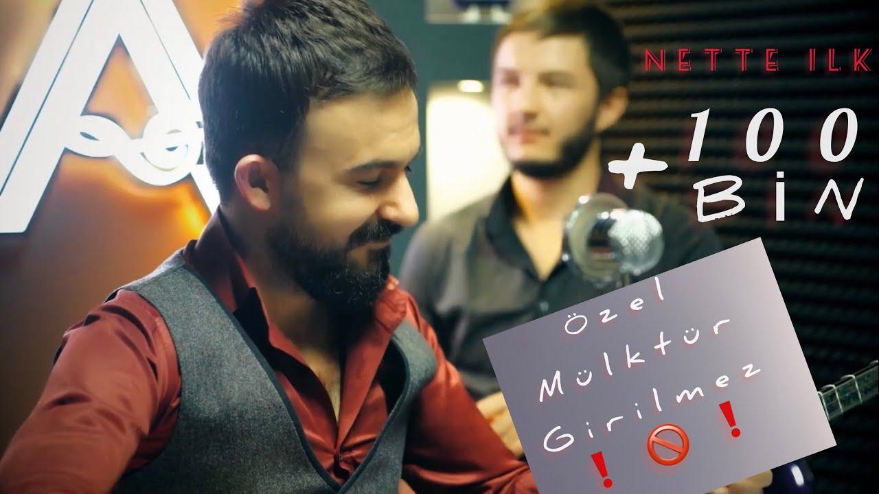 Kızılcahamamlı Ahmet - Özel Mülktür Girilmez 2021 HD Klip