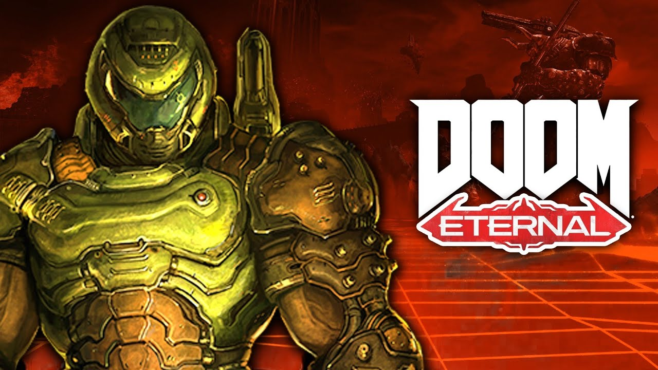 DOOM Eternal Review, it RIPS and TEARS!! …sometimes!! – Cinemassacre Retail Reviews