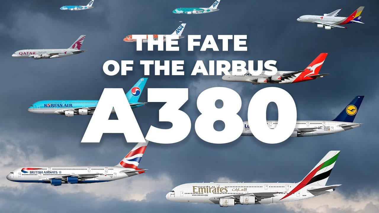 Airlines Struggle To Decide The Fate Of Their Airbus A380 Fleets