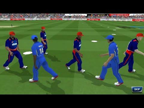 11th April IPL 11 Rajasthan Royals V Delhi Daredevils Riders real cricket 2018 aNdroid IOS Gameplay