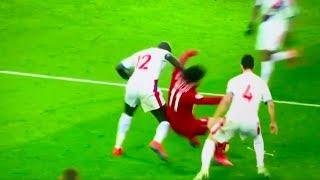 Stop calling Mo Salah a CHEAT! The Football Terrace