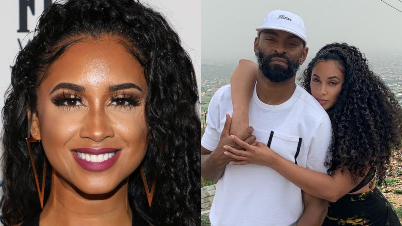 Download CONGRATS! Former WAG Darnell Nicole Gets Married NBA player Alan Anderson!! (Wedding Pics)