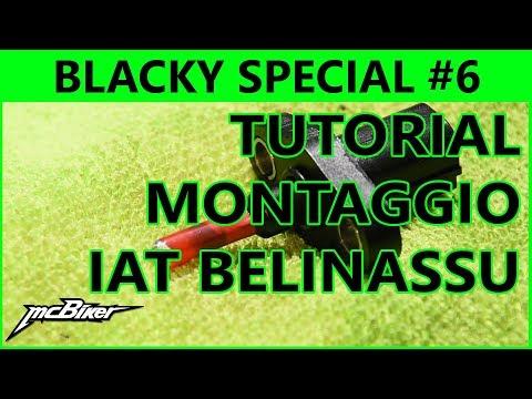 TUTORIAL MONTAGGIO IAT BELINASSU   BLACKY SPECIAL #6