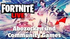 Spaß und gute Laune - Abozocken - Fortnite Chapter 2 Season 3 - Livestream  | Mondlicht Helden Live