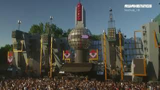 Joseph Capriati   live at Awakenings 2018, Area W Amsterdam   1080p HD   01 july 2018