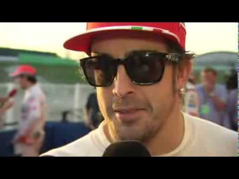 Alonso: Vettel world title win is 'a matter of time': Japanese GP 2013 - BBC F1