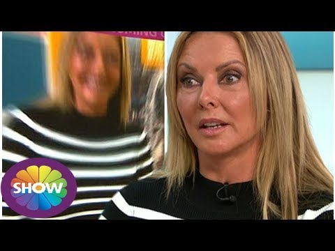 Good Morning Britain causes fan frenzy as cameraman zooms in on Carol Vorderman's CHEST