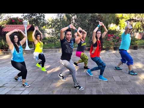 Tranquila zumba by Honduras Dance Crew