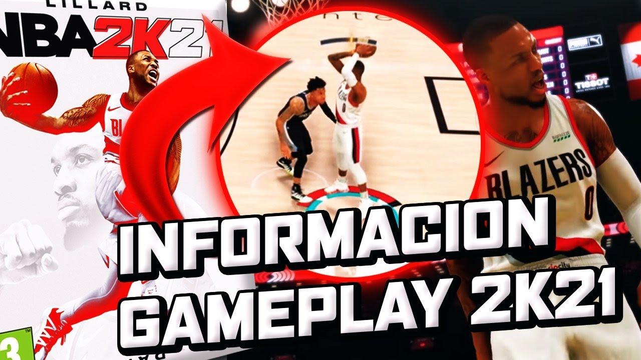 Novedades gameplay NBA2K21 | TOP 3 arquetipos, bases ALTOS + con Avemario32