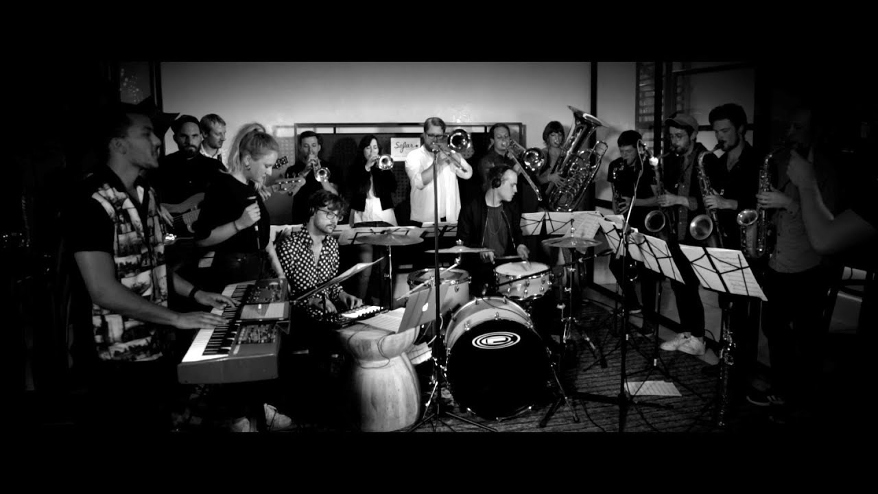 Jazzrausch Bigband – Dancing Wittgenstein | Sofar NYC