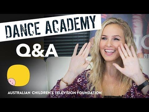 Dance Academy Movie Q&A Webinar (WA/NT Schools)