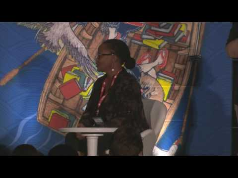 Edwidge Danticat: 2016 National Book Festival