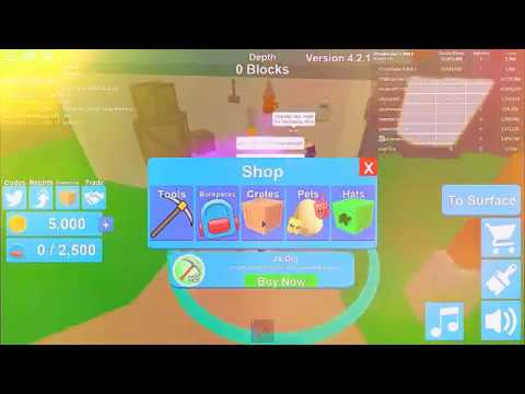 Playing [🍔🍞 FOOD] Mining Simulator] Enjoy For Watching
