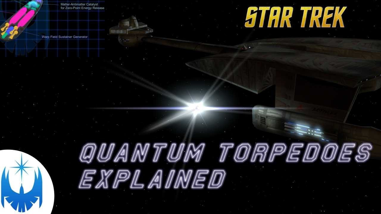 The Powerful Quantum Torpedo Explained!!