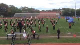 "Cherry Hill High School East Marching Band - ""A Heart Still Defiant"""