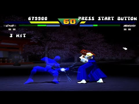 Street Fighter EX Plus Alpha [PS1] - Cycloid Beta