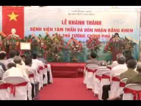 Tin Le khanh thanh benh vien Tam Than 2013
