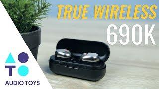 [Audio Toys #17] Tai nghe TRUE WIRELESS gì mà có 690k?!!! WK BD800