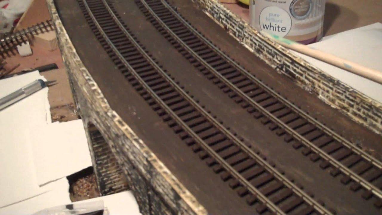 Making Tracks Super Elevation On Viaduct Amberton On Sea