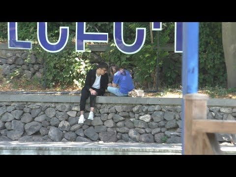 Yerevan, Moskovyan Lchic Arami Poghoc (Bulvar), 16.09.19, Mo, Video-1.