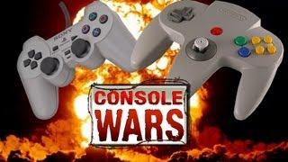 Console Wars - PlayStation vs Nintendo 64 - BattleTanx: Global Assault