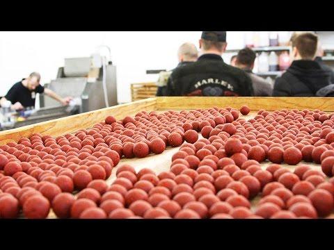 How It's Made? SBS Baits Factory Tour feat. Zoltán Kovács